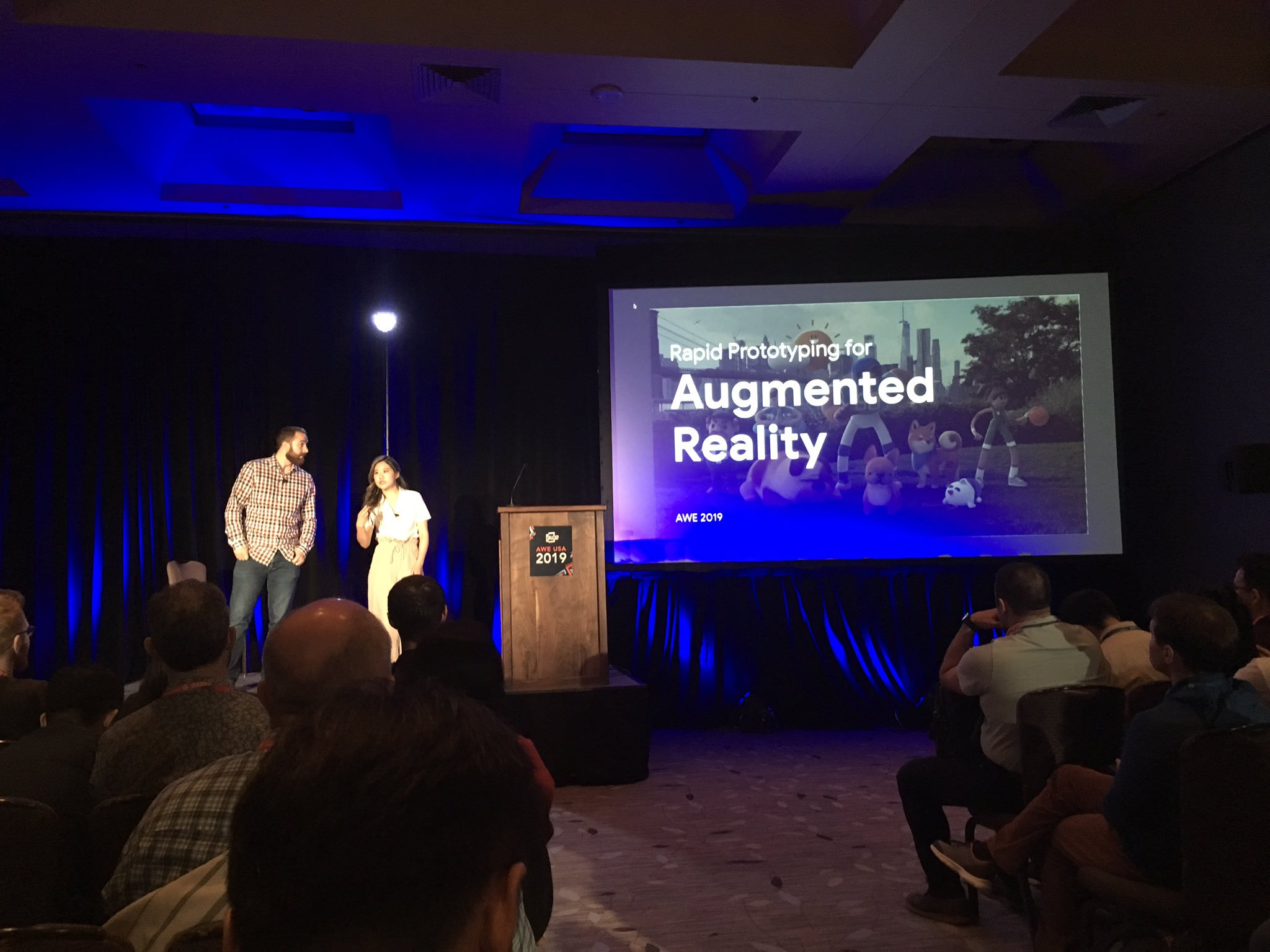 rapid prototyping augmented reality