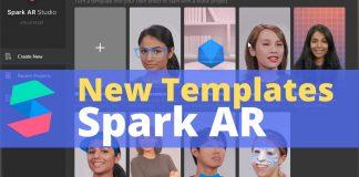 spark ar templates