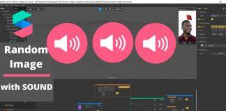spark ar random image sound tutorial