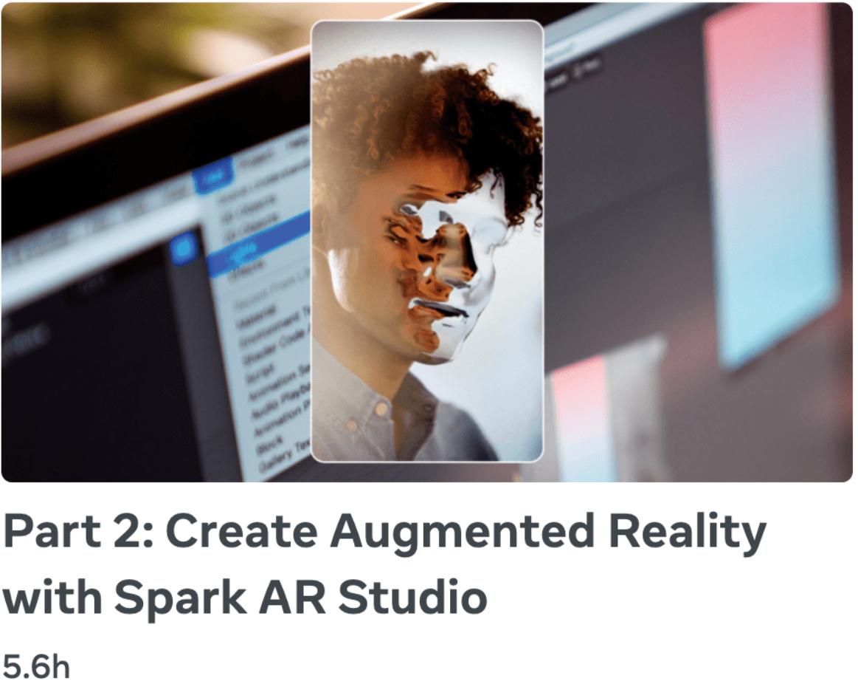 Spark AR Curriculum