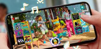 Lego Vidiyo AR app
